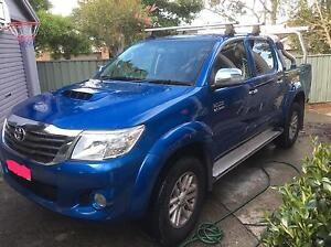 Toyota hilux for sale Elermore Vale Newcastle Area Preview