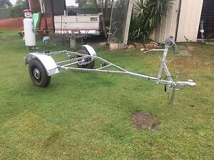 12ft Tinny/JetSki Trailer Oxenford Gold Coast North Preview
