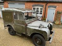 """Land Rover Series 1  80"""""""
