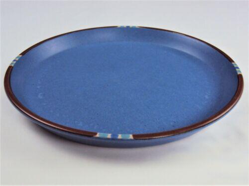 MESA DANSK INTERNATIONAL DESIGNS BLUE DINNER PLATE MADE IN JAPAN