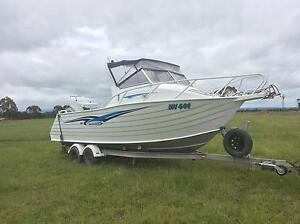 2005 Trailcraft 6.4 offshore fishing boat Bunyip Cardinia Area Preview