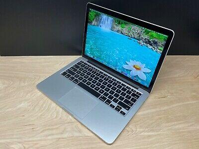 "Upgraded 2015 MacBook Pro Retina 13"" A1502—2.7GHz 8GB 512GB"