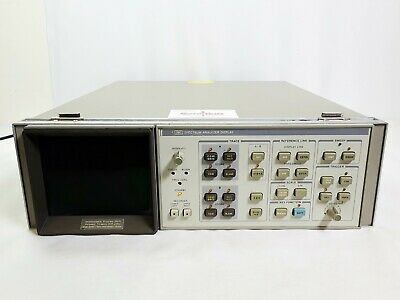 Hp 85662a Spectrum Analyzer Display Only 7002