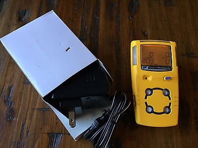Bw Gasalert Microclip Xl Multi Gas Monitor Detector Meter H2slelcoo2 New Oxy