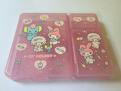 Sanrio Japan My Melody Stationary Pen Case Box