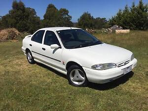 1996 Ford Mondeo - Auto Lakes Entrance East Gippsland Preview