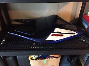 04/05 GSX-R 750 Tail Section & Seat Cowl