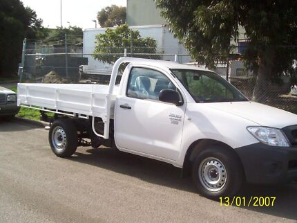 Brand new single cab ute tray suit land cruiser Nissan ranger Deer Park Brimbank Area Preview