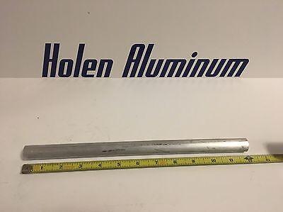 2 Pieces 1-12 X 12 Aluminum Round Rod Solid 6061-t6 1.5 Bar Stock