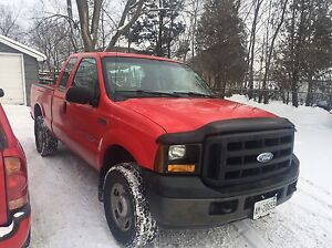 Solid great running Superduty F250 4x4 Cambridge Kitchener Area image 3