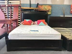 DELIVERY TODAY HIGH QUALITY MODERN QUEEN bed & mattress SALE Belmont Belmont Area Preview