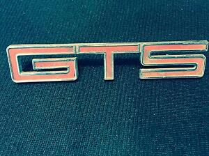 GTS HOLDEN MONARO BADGE Brighton Holdfast Bay Preview