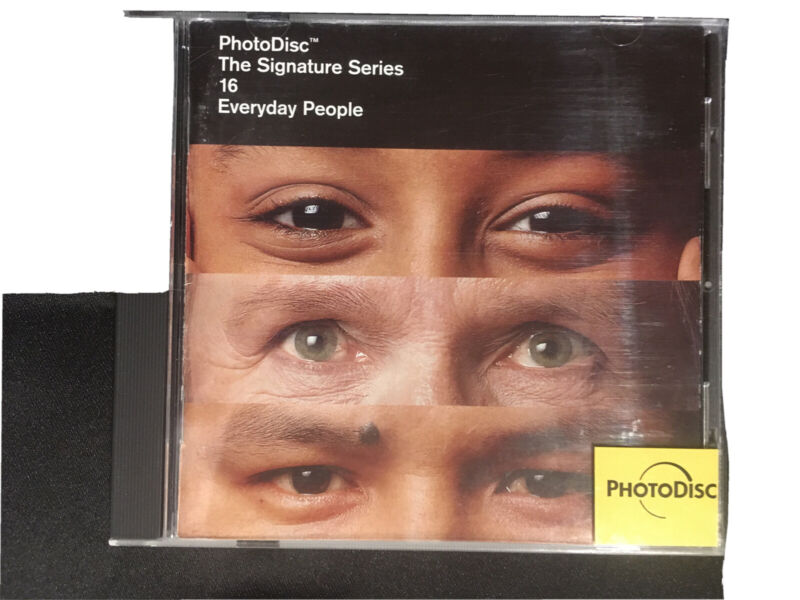 PhotoDisc The Signature Series 16 Everyday People