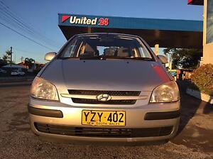 Hyundai Getz  xl Wiley Park Canterbury Area Preview