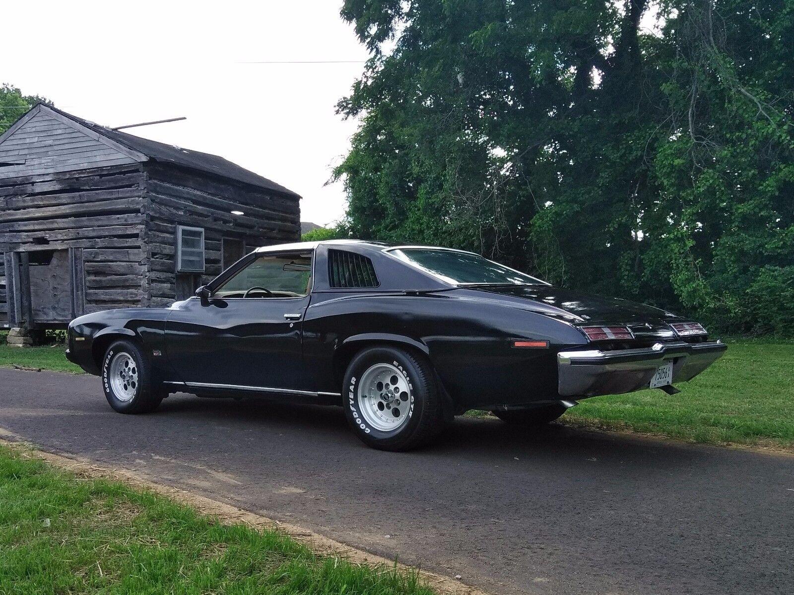 1973 Pontiac Grand Am    Project