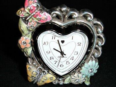 "Brighton Flutter Clock 2"" x 2"" - NEW"