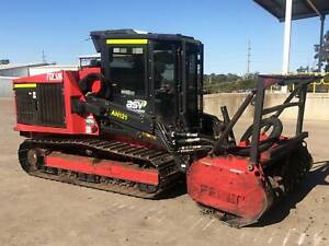 2017 Fecon FTX128L Forestry Mulcher Tractor Beresfield Newcastle Area Preview