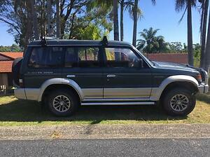 Mitsubishi PAJERO Boambee East Coffs Harbour City Preview