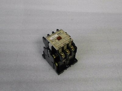 Fuji Electric Contactor, SC-2N, (35), 100-110V Coil,  Used, Warranty