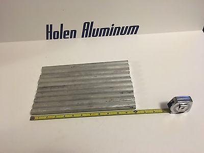 10 Pieces 34 X 12 Aluminum Round Rod Solid 6061-t6
