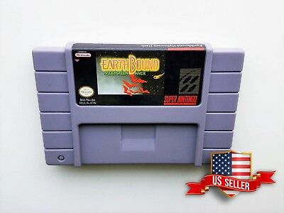 Earthbound Halloween Hack SNES Super Nintendo - Fan Made Horror RPG (USA Seller) for sale  Shipping to Canada