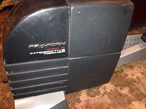 ProForm electric elliptical trainer  Kawartha Lakes Peterborough Area image 2