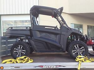 2014 John Deere gator RS X8 50 I special edition
