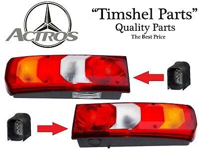 2x Lichtscheibe Rückleuchte 0025447390 Mercedes Antos Arocs Actros MP4 ab2011