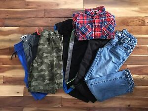 Lot of boys size 8 clothes