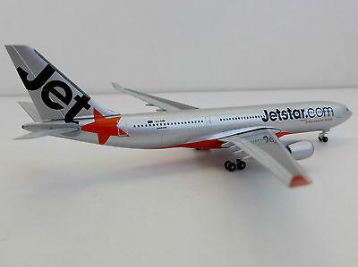 JETSTAR AIRWAYS AUSTRALIA Airbus A330-200 1/500 Herpa 524278 A330 A 330 VH-EBR