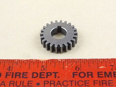 Nice Atlas 10 Craftsman 12 Lathe Quick Change Box 22 Tooth Gear Part 10-1517