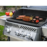 BBQ GRILL MAT set of 2 sheets, Reusable, Non-stick, Make Grilling Easy BBQ!