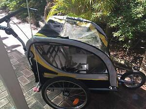 Diamondback bike trailer and stroller Willetton Canning Area Preview