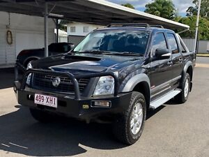 2008 HOLDEN RODEO LX (4x4) RA MY08 Turbo-Diesel Manual DualCab Maryborough Fraser Coast Preview