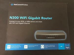 Netcomm N300 NF7 Wifi Gigabit Router For NBN Or ADSL Keilor Downs Brimbank Area Preview