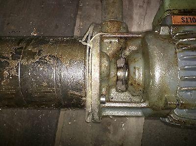 Ruez Entsorgung Frderanlagenbau Multistage High Pressure Coolant Pump 460v Cnc