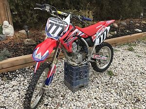 2013 Honda CRF150rb big wheel • LadyRidden • New Plastics/Decals
