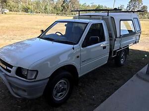 2000 Holden Rodeo TF R9 LX Cab Chassis Burpengary Caboolture Area Preview