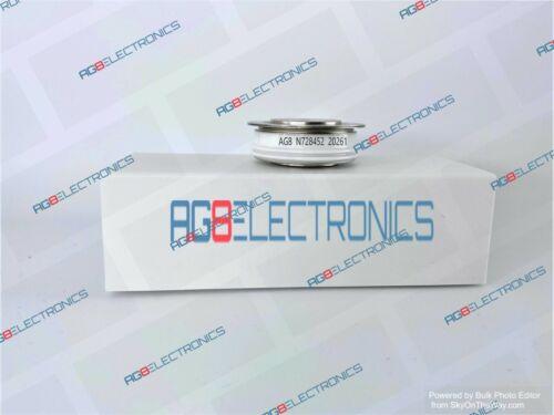 N728452 - Thyristor SCR Semiconductor for SAFTRONICS Westcode Ixys Powerex IR