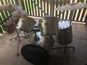 Mapex drum kit Greenslopes Brisbane South West Preview