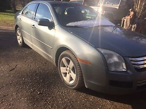 2006 Ford Fusion Parts