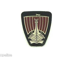 Genuine New ROVER 75 SALOON BOOT BADGE Insert Logo Emblem For 75 2001-2004