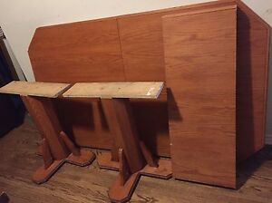 Solid Wood Dinning Table London Ontario image 3