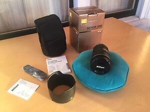 Nikon Nikkor 24-70mm f/2.8 - Mint - Box