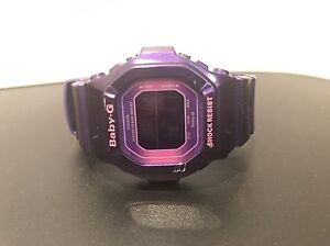 Purple Casio Baby G-Shock