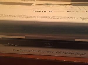 Brand new Sony HT-XT1 Soundbar