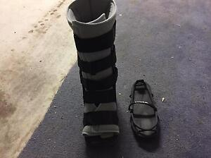 Moon boot (CAM boot) and even up shoe balancer Greenvale Hume Area Preview