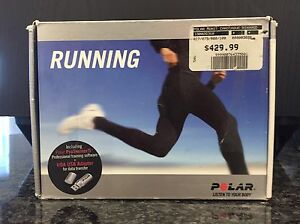 Polar running kit