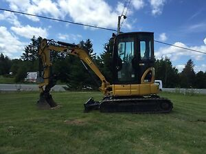 2010 cat 303CR excavator for sale