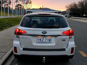 2011 Subaru Outback 2.0 Turbo Diesel Waramanga Weston Creek Preview